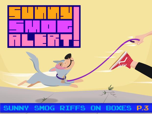 Sunny Smog Alert Page 3